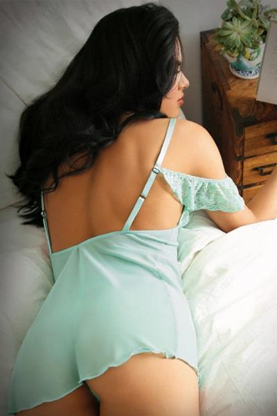 Desire chemise panty - bella curves lingerie