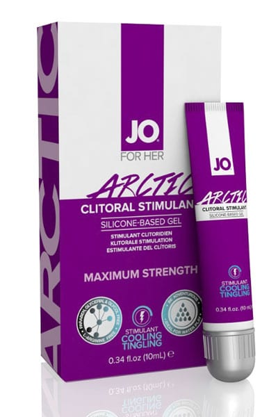 System by Jo - Arctic Clitoral Stimulant